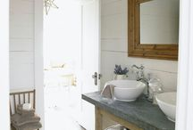 Beautiful Bathrooms / A collection of stunning bathroom interior design inspiration and pieces from MIX to help you design your own!