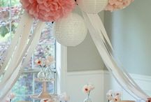 wedding shower ideas / by Meredith Miner