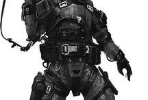 military costum