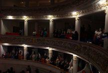 Coronación de Olenka I / Ceremonia de Coronación de Olenka I Reina del 65 festival Internacional de Primavera de Trujillo