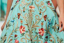 Stunning dresses.
