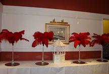 Hollywood Themed Ideas / Ideas for a  themed wedding venue