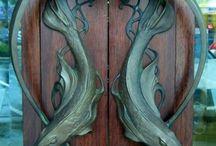 Kapı kollari