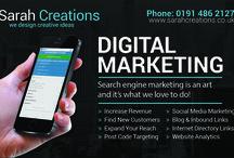 Website Designer Newcastle / We design creative ideas!