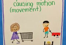 Balance and Motion Unit Ideas / Activities for my students learning about balance, motion, and simple machines.