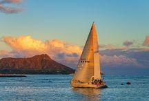 Hawaii Yacht Club Friday Races