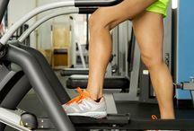 Machine workout
