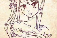 Fairy Tail draw