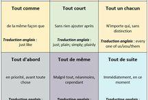 Francais écriture