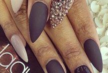 Nails / Acrylic, gel and shellac ideas
