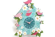 Clocks / Our new clock collection!