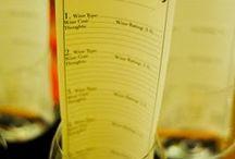 Wine tasting ideas