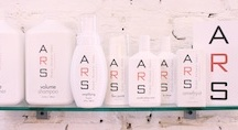 ARS Mineral Hair Care