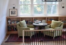 Sitting Area / by Nicole Scott