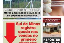 Jornal Folha Mineira