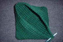 Crochet - potholders