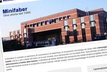 Portfolio - Minifaber / Our work for Minifaber http://www.minifaber.it/