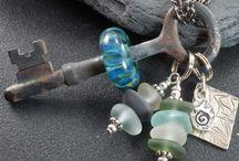 key jewellery / by Danette