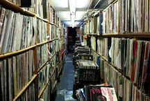 Libraries And Record Stores