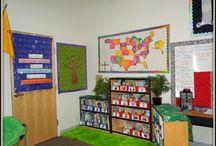 Class- bulletin board ideas / by Jennifer Emberton