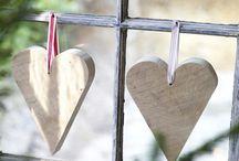 Craft Ideas / Detalles handmade para bodas y eventos. Las manitas de Renata