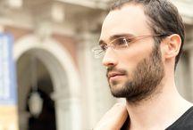 Eyewear - rimless by Leggerissimi / rimless glasses, jewels for your eyes