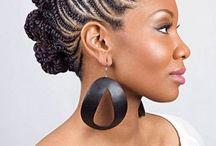 African hair / Hairstyles!