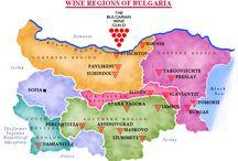 Bułgaria - wine regions