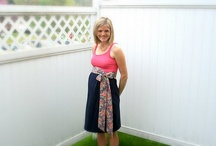 Maternity Sewing Projects
