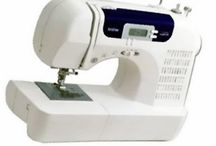 brother sewing machine / by Isadora Carrel