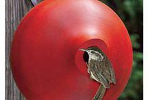 fågelholkar