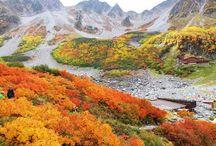 穂高岳(北アルプス)登山 / 穂高岳の絶景ポイント 北アルプス登山ルートガイド。Japan Alps mountain climbing route guide