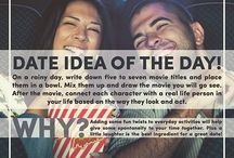 #DIOTD (Date Idea of the Day)
