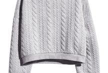 Sweatshirts &  Sweaters / by Portia Lawrie