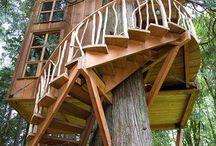 inspiration treehouses
