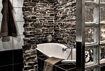 BATHROOM DESIGN / Inspiration for the bathroom