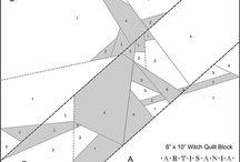 Patchwork - Paper piecing