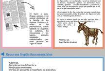 Enseñando lengua y literatura