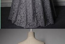 Desain Long Dress