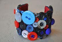 Bransoleta mankietowa \ Bracelet cuff \ Puños de pulsera