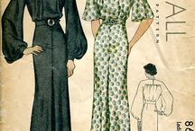 Vintage patterns#7