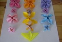 Origami munkáim