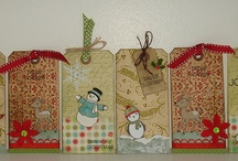 *{Season} Christmas Inspiration / by Cami @ The Crafting Nook by TitiCrafty