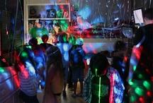 Disco Photos / Photos capturing the mood of a disco.
