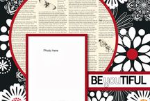MDS Scrapbooking pages