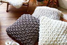 Arm Knitting Household