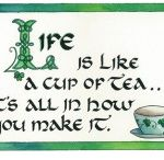 Tea Quotes / Just some awesome quotes from awesome people about an awesome drink.