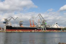 Bulk carriers in Nauta Shiprepair Yard / Repairs of bulk carriers in Nauta Shiprepair Yard - September 2015