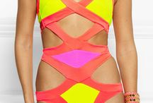 Swimwear / Examples of swimwear from the blog and beyond