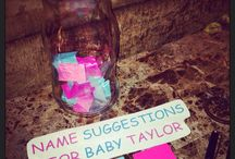 Gender Reveal Party / by Suzanne Robinson